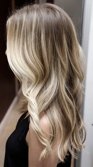 Αποτέλεσμα εικόνας για 2. Creamy blonde.