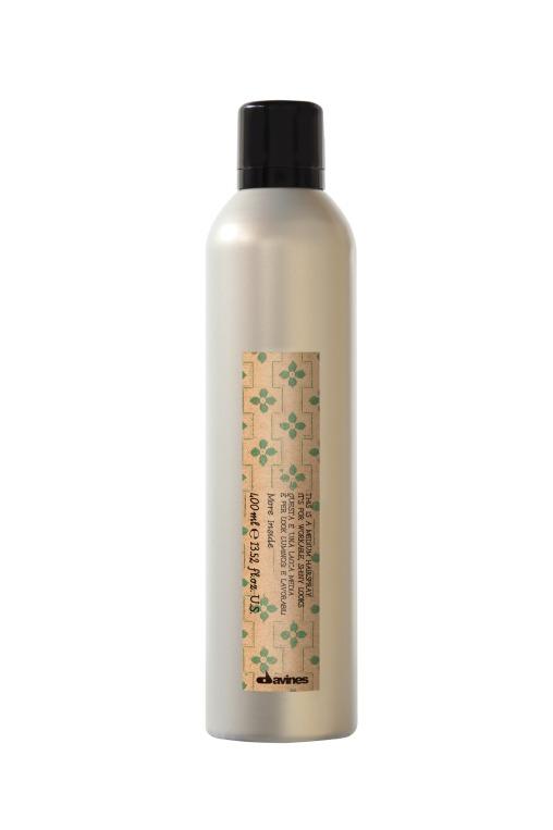 Davines_Medium Hairspray £17